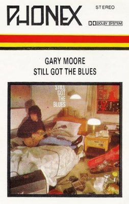 Gary Moore - Still Got The Blues (MC)