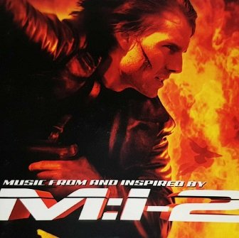 Music From And Inspired By M:I-2 (CD)