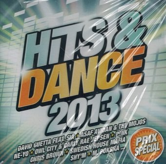 Hits & Dance 2013 (CD)