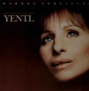 Barbra Streisand - Yentl - Original Motion Picture Soundtrack (LP)
