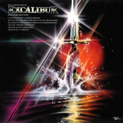 Music From The Film Excalibur And Other Selections (LP)