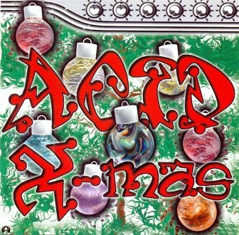 Acid X-Mas (CD)