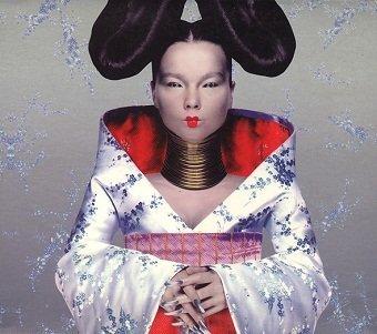 Björk - Homogenic (CD)