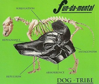 Fun-Da-Mental - Dog-Tribe (Maxi-CD)
