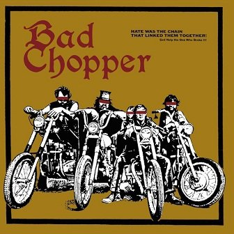 Bad Chopper - Bad Chopper (CD)