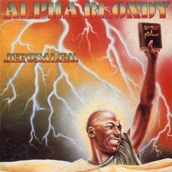 Alpha Blondy - Jerusalem (CD)