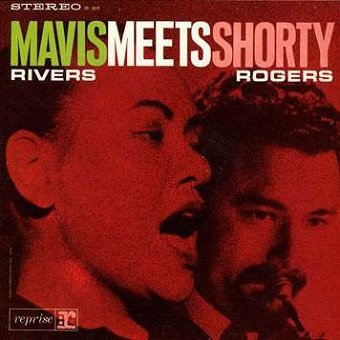 Mavis Rivers And Shorty Rogers - Mavis Meets Shorty (LP)