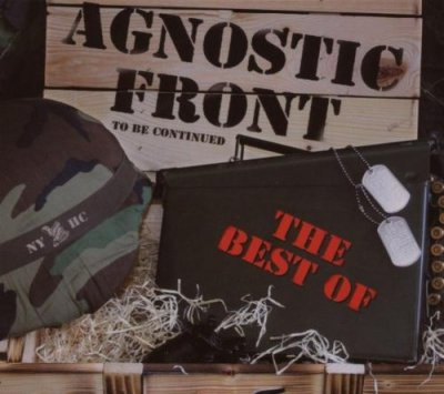 Agnostic Front - To Be Continued: The Best Of 1984 - 1992 (CD)