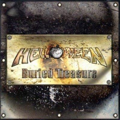 Helloween - Buried Treasure (CD)