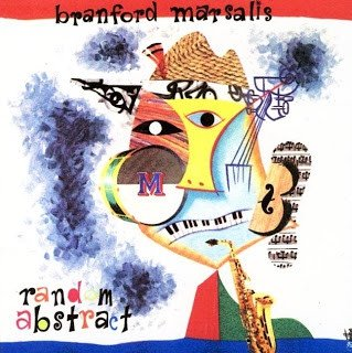 Branford Marsalis - Random Abstract (LP)