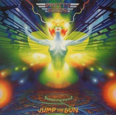 Pretty Maids - Jump The Gun (LP)