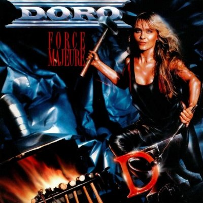 Doro - Force Majeure (LP)