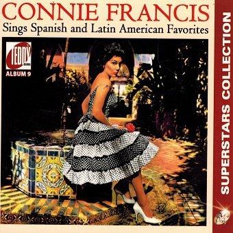 Connie Francis - Sings Spanish & Latin American Favorites (CD)
