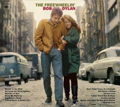 Bob Dylan - The Freewheelin' (CD)