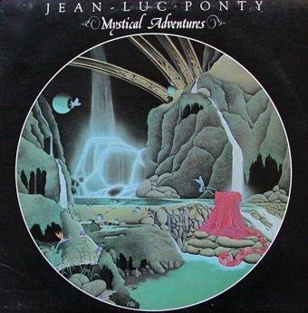 Jean-Luc Ponty - Mystical Adventures (LP)