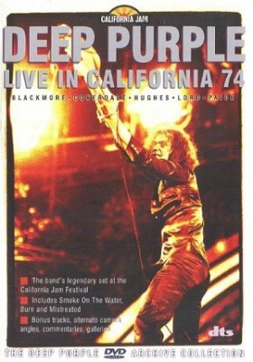 Deep Purple - Live In California 1974 (DVD)