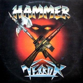 Hammer - Terror (LP)