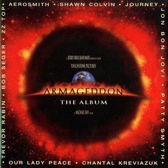 Armageddon (The Album) (CD)