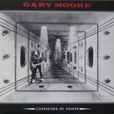 Gary Moore - Corridors Of Power (LP)