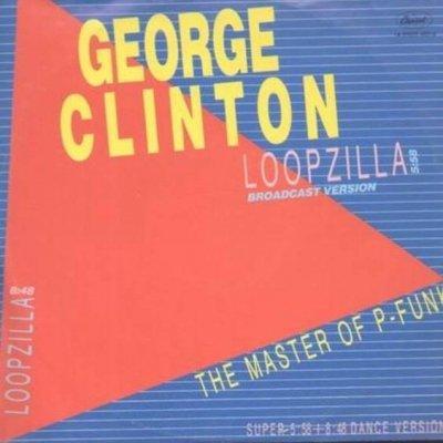 George Clinton - Loopzilla (12'')