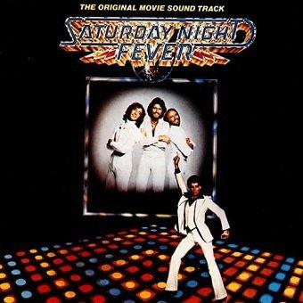 Saturday Night Fever (The Original Movie Sound Track) (CD)