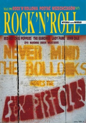 Rock'N'Roll Nr 5 (17) Maj 1991