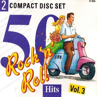 50 Rock'n Roll Hits Volume 3 (2CD)