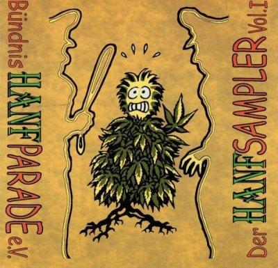 Der Hanfsampler Vol. 1 (CD)