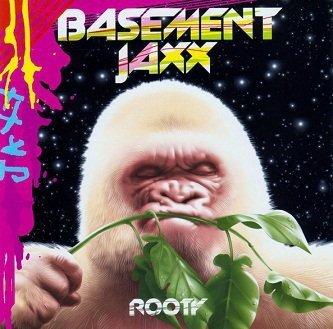 Basement Jaxx - Rooty (CD)