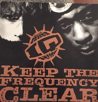 IQ - Keep The Frequency Clear (12'')
