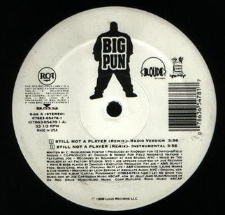 Big Pun - Still Not a Player / Twinz (12'')