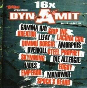 Dynamit Vol. 15 (CD)