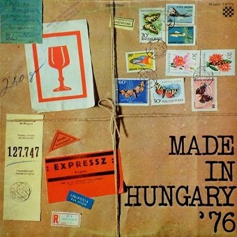 Made In Hungary '76 (LP)