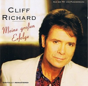 Cliff Richard - Meine GroBen Erfolge (CD)