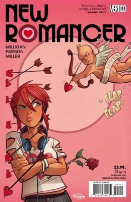 New Romancer #3 (Apr 2016)