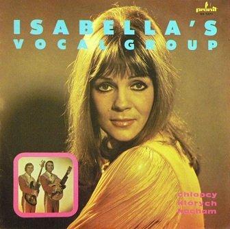 Isabella's Vocal Group - Chłopcy Których Kocham (LP)