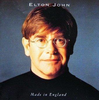 Elton John - Made In England (CD)