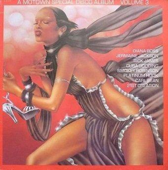 A Motown Special Disco Album Volume III (LP)