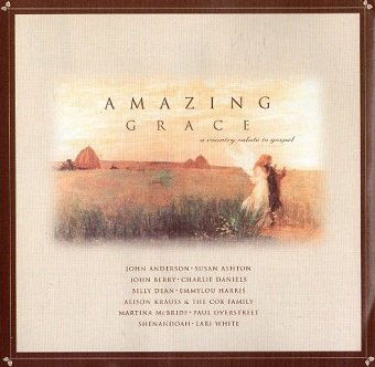 Amazing Grace (A Country Salute To Gospel) (CD)