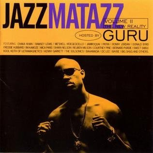 Guru - Jazzmatazz Volume II (CD)