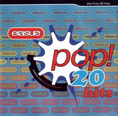 Erasure - Pop! - The First 20 Hits (CD)