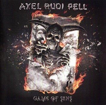 Axel Rudi Pell - Game Of Sins (CD)