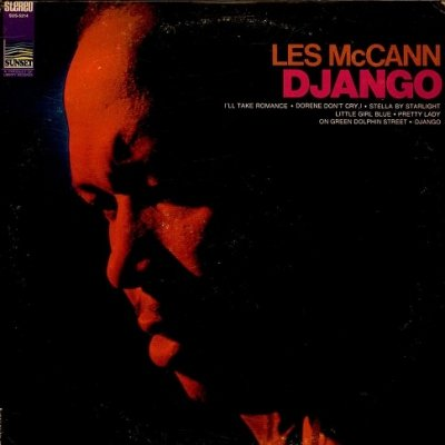 Les McCann - Django (LP)