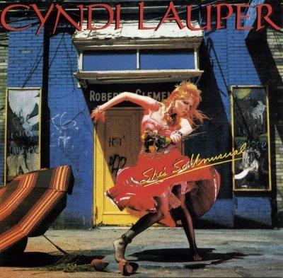Cyndi Lauper - She's So Unusual (CD)