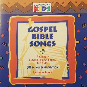Cedarmont Kids - Gospel Bible Songs (CD)