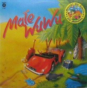 Voo Voo - Małe Wu Wu (LP)
