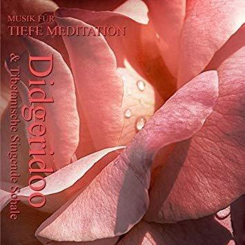 Musik Fur Tiefe Meditation - Didgeridoo & Tibetanische Singende Schale (CD)