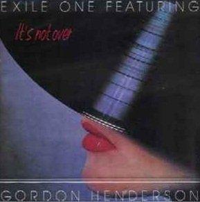Exile One Ft. Gordon Henderson - It's Not Over (CD)