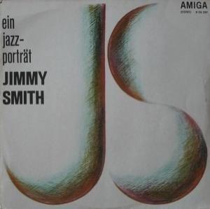 Jimmy Smith - Ein Jazz-Porträt (LP)