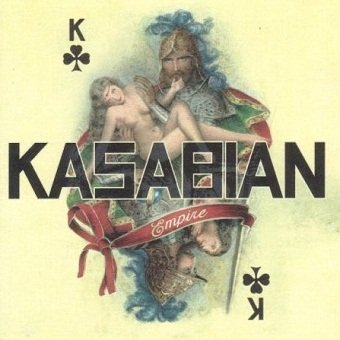 Kasabian - Empire (CD)